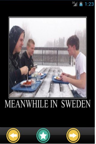Funny Sweden Photos