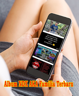 80+ NDX A.K.A Album Terbaru - náhled