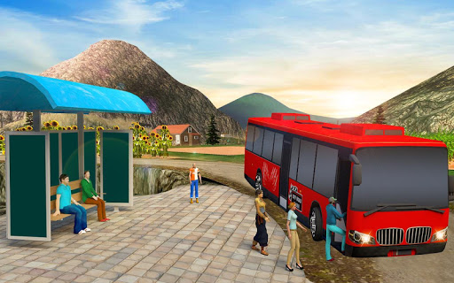 City Coach Bus Driving Simulator - Free Bus Games 1.7 de.gamequotes.net 4