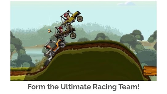 Hill Climb Racing 2 Mod Apk Download (All Cars Unlocked) 4