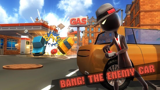 Shadow Mafia Gangster Fight Screenshot