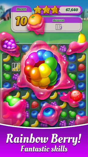 Juice Pop Mania: Free Tasty Match 3 Puzzle Games image | 5