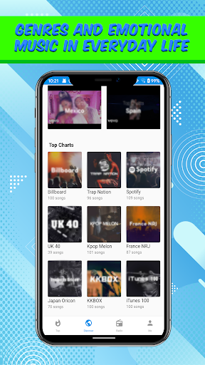 Spark Music screenshot 1