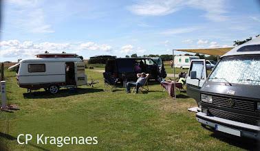 Photo: Der erste Campingplatz...