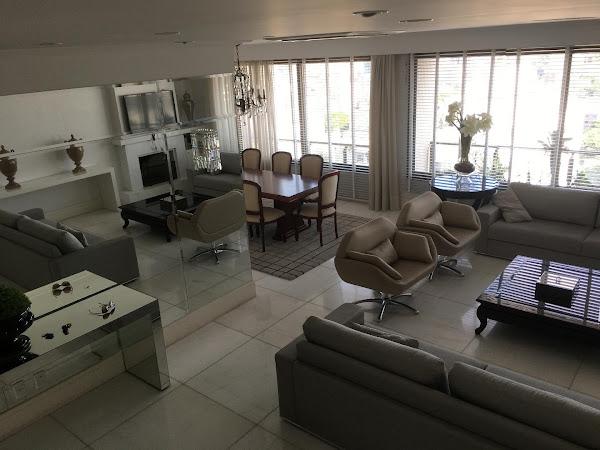 Cobertura Residencial Mont'Serrat, Porto Alegre 329m²