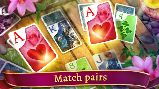 Solitaire Dreams - Match Pairs of Cards Game 3.6.0 screenshots 1