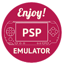 Enjoy PSP Emulator to play PSP games icon