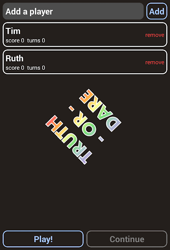 Truth Or Dare - 2020 ULTIMATE Party Game apkpoly screenshots 17