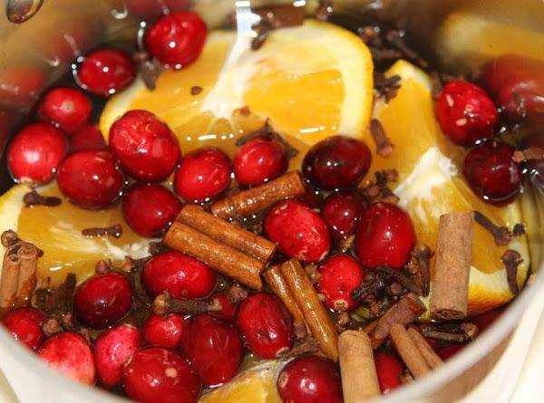 Citrus-y Potpourri Recipe