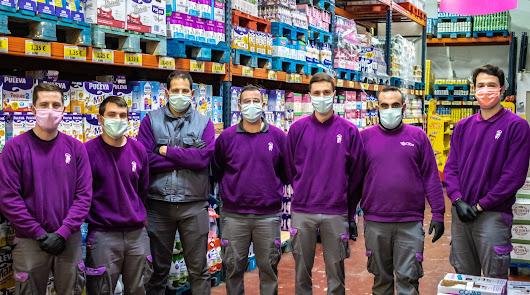 Cash Borosa garantiza el abastecimiento y seguridad de sus clientes