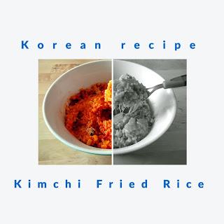 Kimchi Bokkeumbap, Kimchi Fried Rice