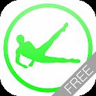 Daily Leg Workout FREE icon