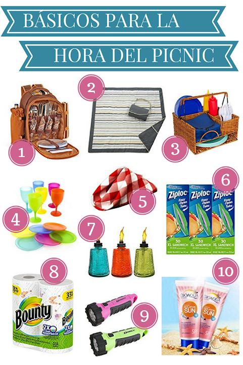 Organiza el picnic perfecto para tu familia: Básicos para la hora del picnic | Soy Mamá Blog