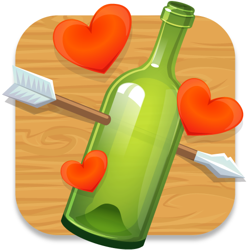 Spin the Bottle: Chat and Flirt