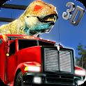 Dinosaur Transport Truck 2016 icon