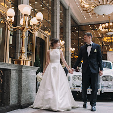 Wedding photographer Alina Bushunova (alinabushunova). Photo of 03.10.2016