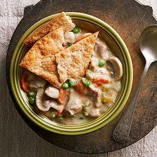 Slow Cooker Chicken Pot Pie.