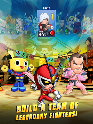Puzzle Fighter 2.3 screenshots 17