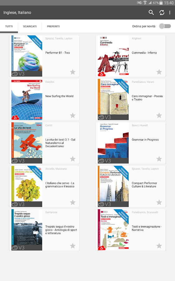 Booktab- screenshot