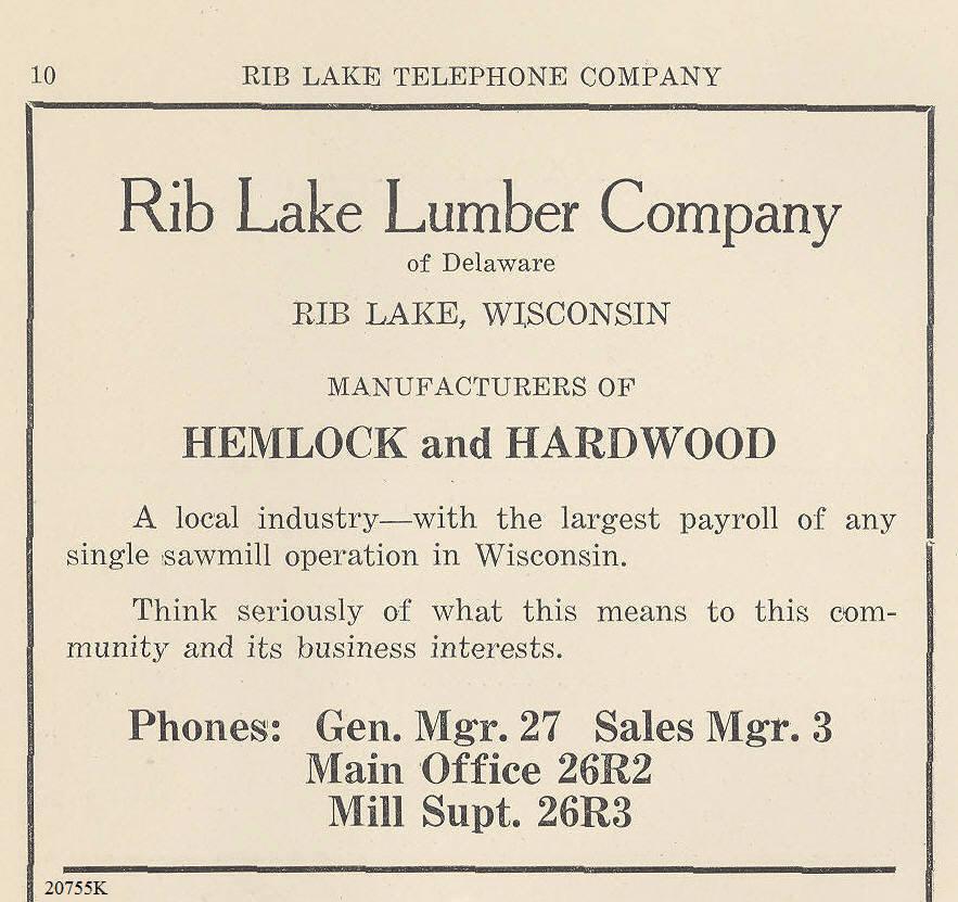 C:\Users\Robert P. Rusch\Desktop\II. RLHSoc\Documents & Photos-Scanned\Rib Lake History 20700-20799\20755K.jpg