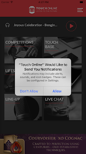 Touch Online- screenshot thumbnail