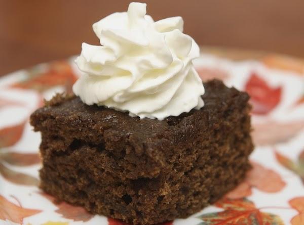 General Lafayette Gingerbread Recipe