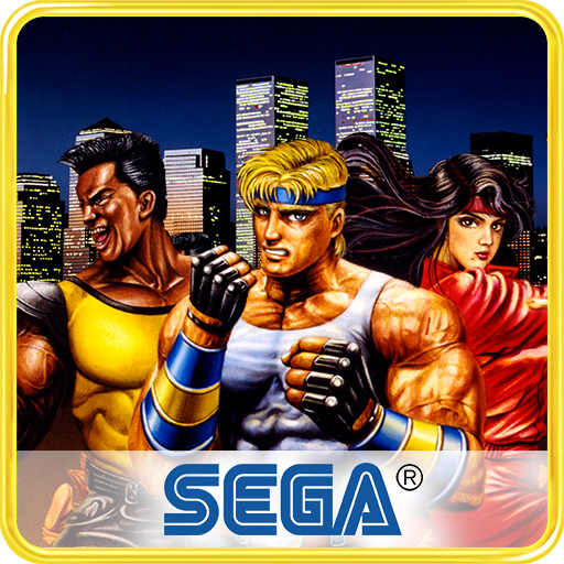 Streets of Rage Classic file APK for Gaming PC/PS3/PS4 Smart TV