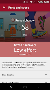 SmartBand 2 SWR12- screenshot thumbnail