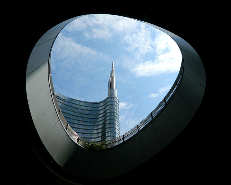 Torre Unicredit di lucaldera