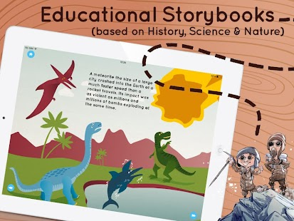 BPT - Educational Storybooks- screenshot thumbnail