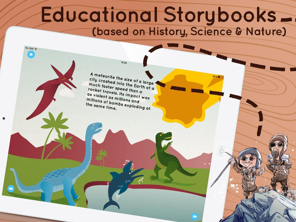 BPT - Educational Storybooks- screenshot