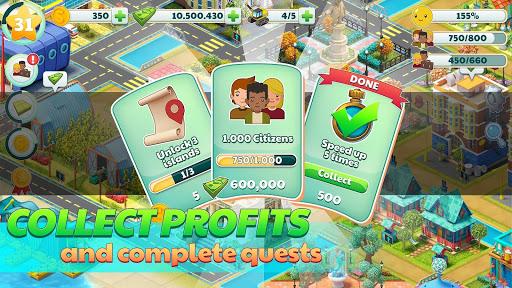 Town City - Village Building Sim Paradise Game 2.2.3 screenshots 6