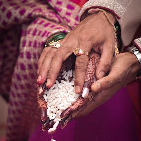 by Kunjan Detroja - Wedding Ceremony