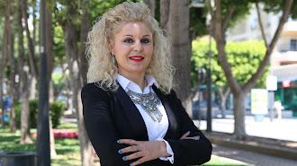 María José Salmerón, en Almería