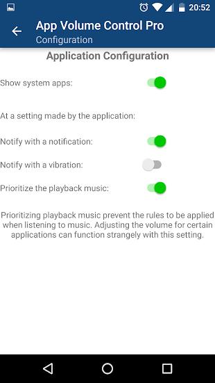App Volume Control Pro- screenshot thumbnail