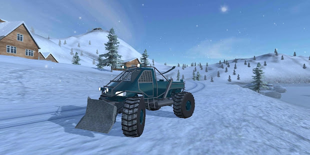 Game Off-Road Winter Edition 4x4 APK for Windows Phone