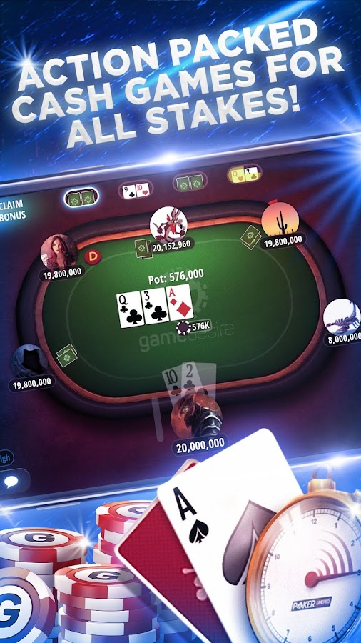 Poker Texas Holdem Live Pro- screenshot