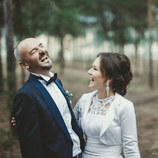 Wedding photographer Nata Smirnova (natasmirnova). Photo of 19.04.2018