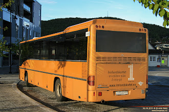 Photo: #0521: DJ 64275 ved Kongsberg Knutepunkt, 30.08.2011.