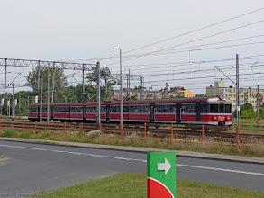 Photo: EN57-919, Łódź Kaliska - Skierniewice {Koluszki; 2014-06-28}