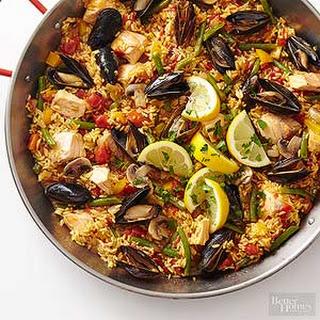 Make-It-Mine Paella-Style Rice.