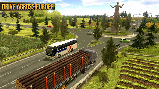 Truck Simulator 2018 : Europe Mod Unlimited Money