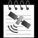 GPS memo icon