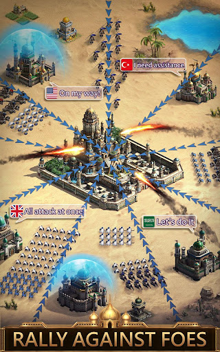 Conquerors: Clash of Crowns 1.4.2 screenshots 5