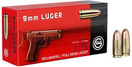 9mm Luger Geco  VM 8,0g 124gr