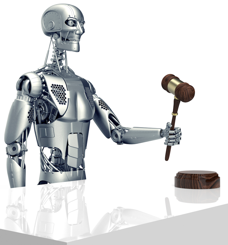 Could Artificial Intelligence Replace Lawyers and Judges?