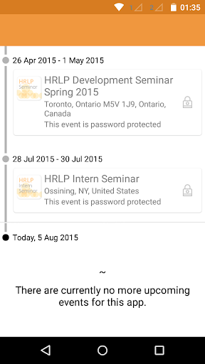 HR Programs