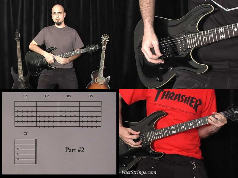 Jason Shepherd - Learn Punk Guitar In 8 Weeks