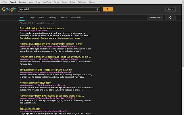 Hacker Vision Screenshot