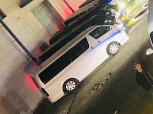 ハイエースバン  のカスタム事例画像 白箱〈箱車會〉さんの2020年09月30日17:10の投稿